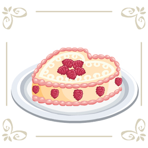Valentinecake