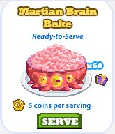 Martian Brain Bake Gift