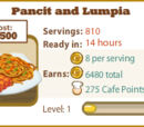 Pancit and Lumpia