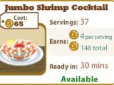 Jumbo Shrimp Cocktail