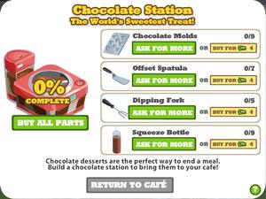 Chocolatestationbuild