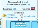 Pumpkin Soup Cups