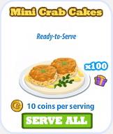 Mini Crab Cakes min