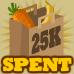 25kFoodSpent