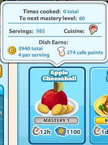 Applecheeseball