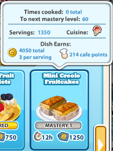 Minicreolefruitcakes