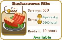 Rackasaurus Ribs