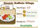 Atomic Buffalo Wings
