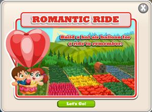 Romanticridesplash