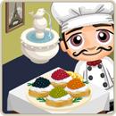 Taste test creme fraiche caviar