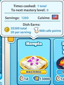 Haupia recipe