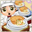 Chef special chicken pot pie