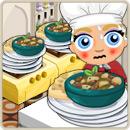 Chef special lavish lamb curry