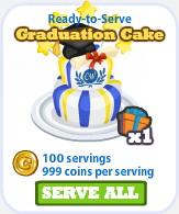 Graduation Cake gift