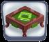 Emerald Mah Jong Table