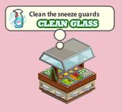SaladBarCleanGlass