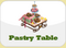 PastryTable