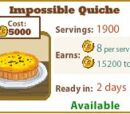 Impossible Quiche