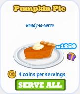 Pumpkin Pie gift