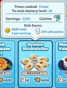 Oystersrockefeller