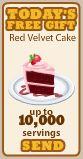RedVelvetCake-SendGift10K