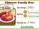 Chinese Candy Box