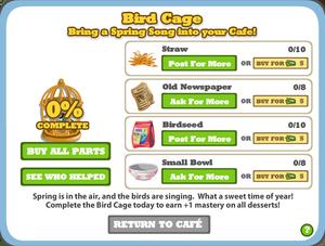 Birdcagebuildable