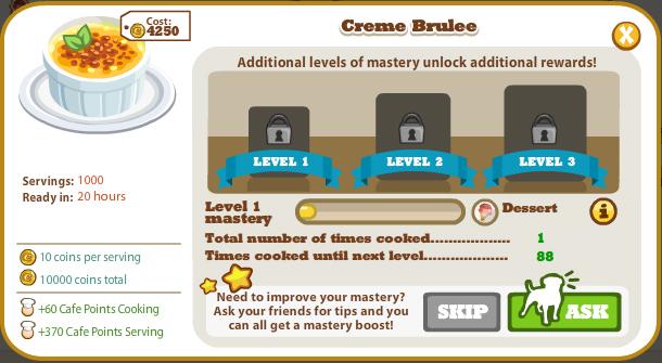 CB-mastery