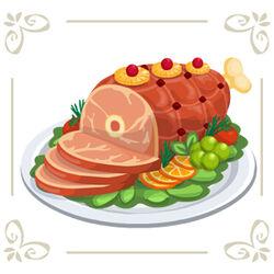 Baked Ham2