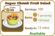 Super Chunk Fruit Salad