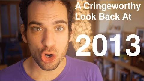 A Cringing Look Back At 2013 (Song A Day 1816)