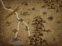 Eremus minor map