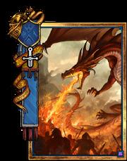 Rubia dragon