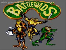 Battle Toads - 1994 - Mindscape