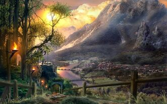 Fantasy-village