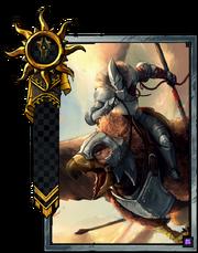 Imperial griffon rider