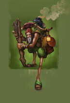 Forest dweller by mirchaz-daie2y1