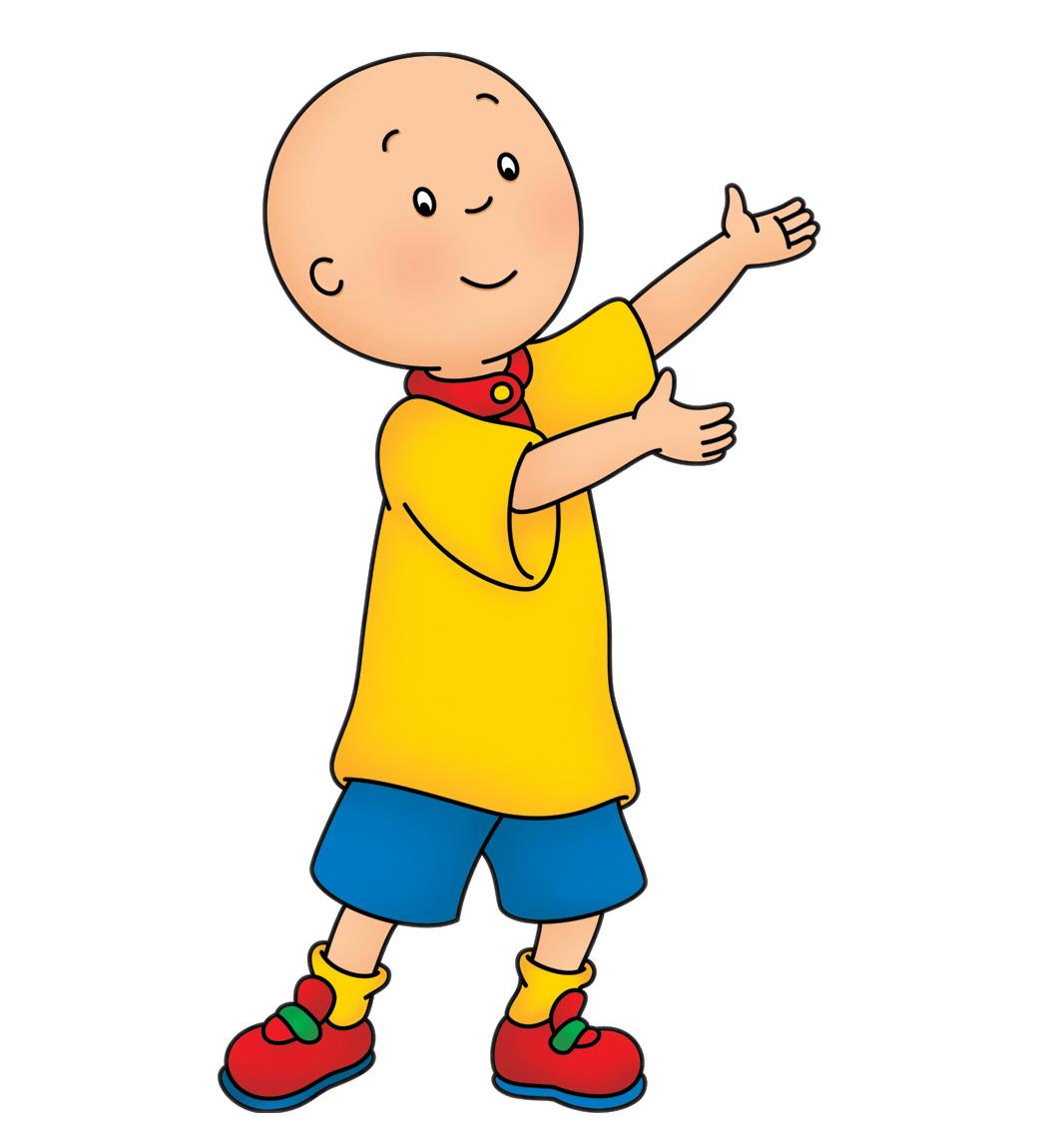 caillou wiki character fandom wikia