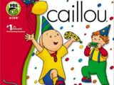 Caillou - Birthday Party