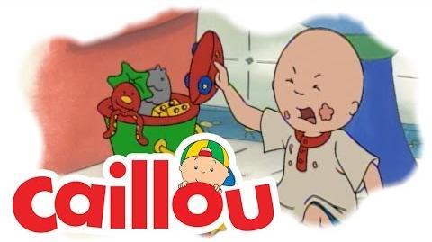 Caillou - Caillou Joins the Circus (S01E08)