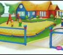 Caillou's Playschool