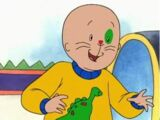 Caillou's Birthday Present