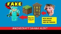 Minecraft DramaAlert