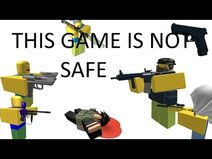Not a kids game