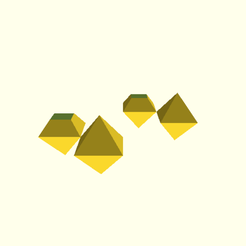 File:OpenSCAD cgalpngtest polyhedron-tests expected.png