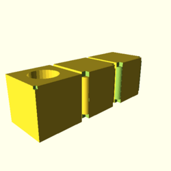 OpenSCAD opencsgtest render-tests expected