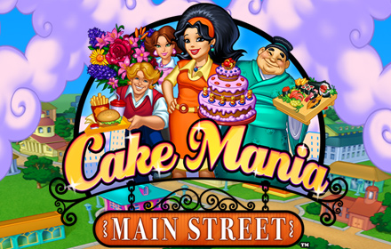 Cake mania celebrity chef android tablet
