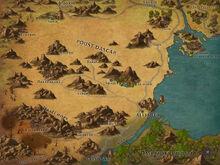 Mapa - Dascar