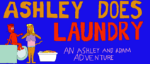 Ashley Does Laundry