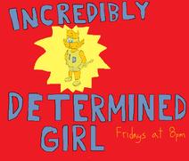 Determined Girl